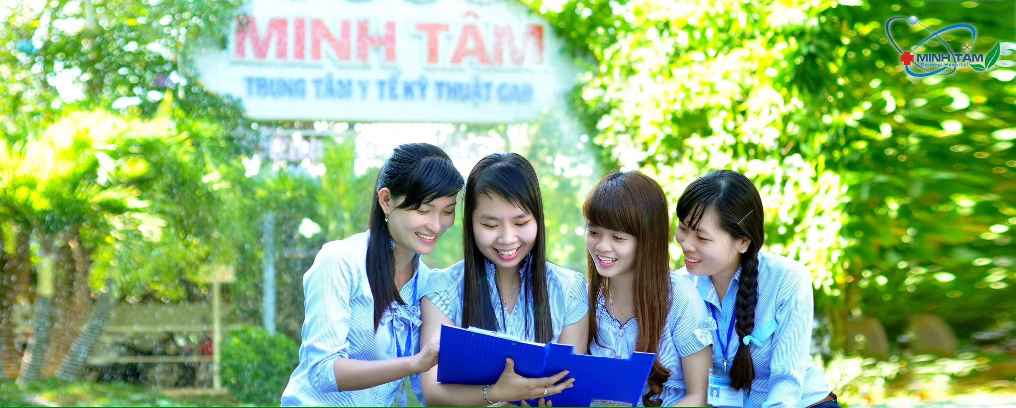 Tuyển dụng bệnh viện đa khoa Minh Tâm
